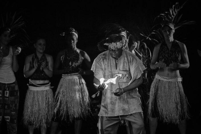 Danse Africaine - MJC Savigny sur Orge