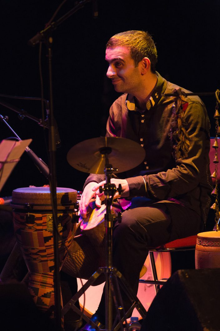 Yousef Zayed - Concert Elie Maalouf - MJC Savigny sur Orge