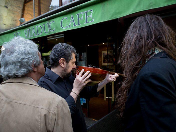 Elie Maalouf - Viaduc Café - Paris