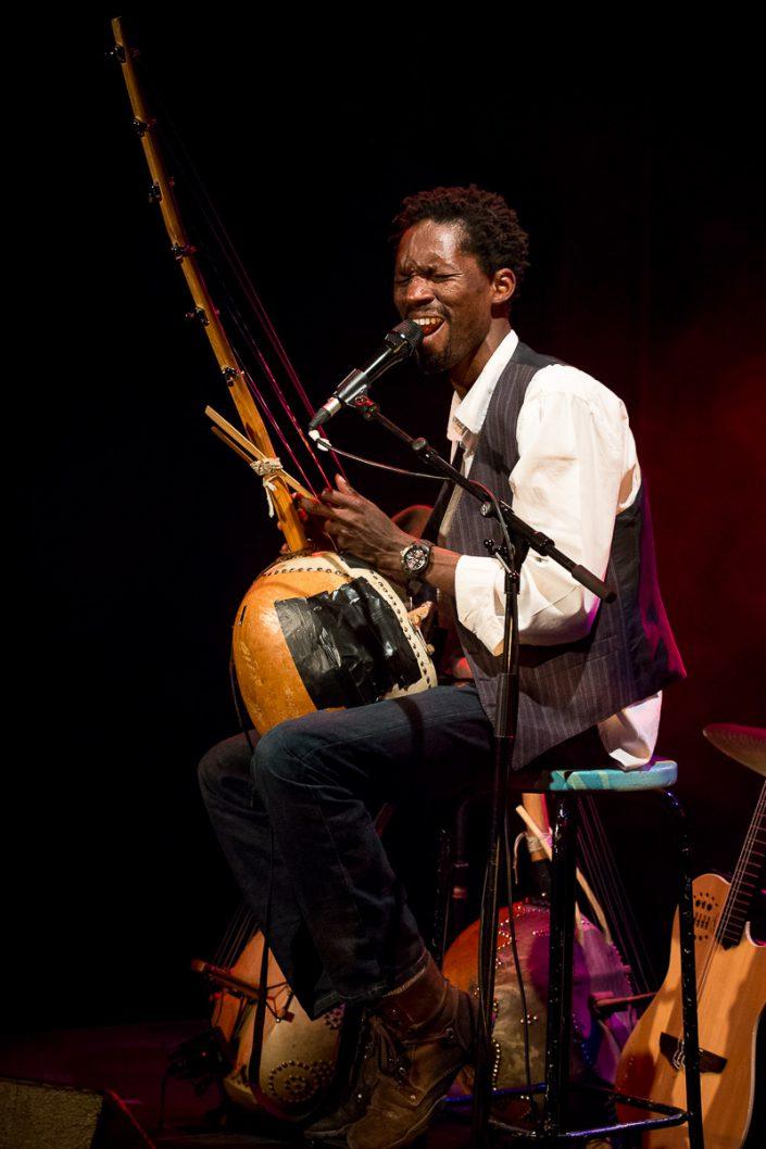 Concert Pédro Kouaté - MJC Savigny sur Orge - 2013