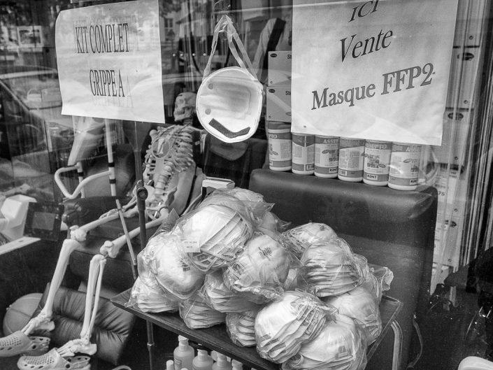 Vitrine - Paris