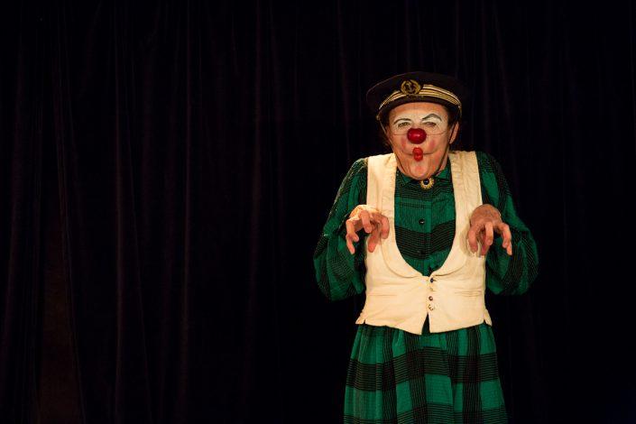 Stage de Clowns - Cie Les Globes Trottoirs