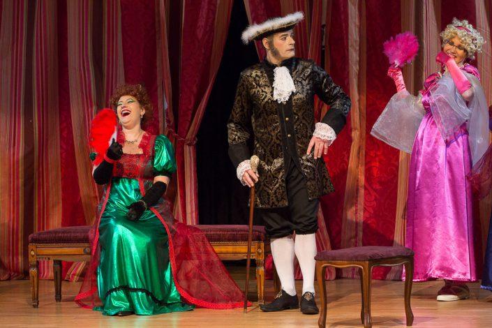 La Fille de Madame Angot - Spectacle - Offenbach - Savigny sur Orge