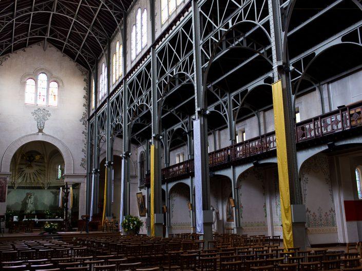 Notre Dame du Travail - Paris