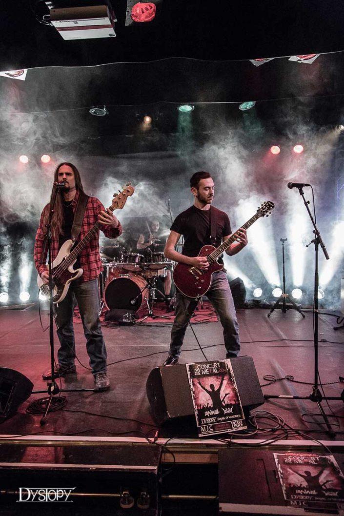 Dystopy - Concert Metal