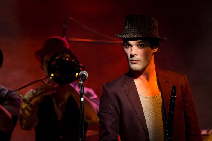 Kabaret - Super Tremp' MJC Savigny - 2015