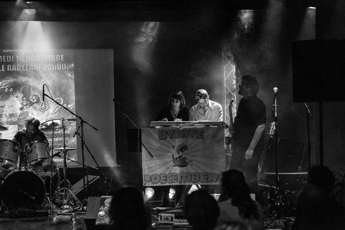 Concert Bye Bye December - MJC Savigny-sur-Orge