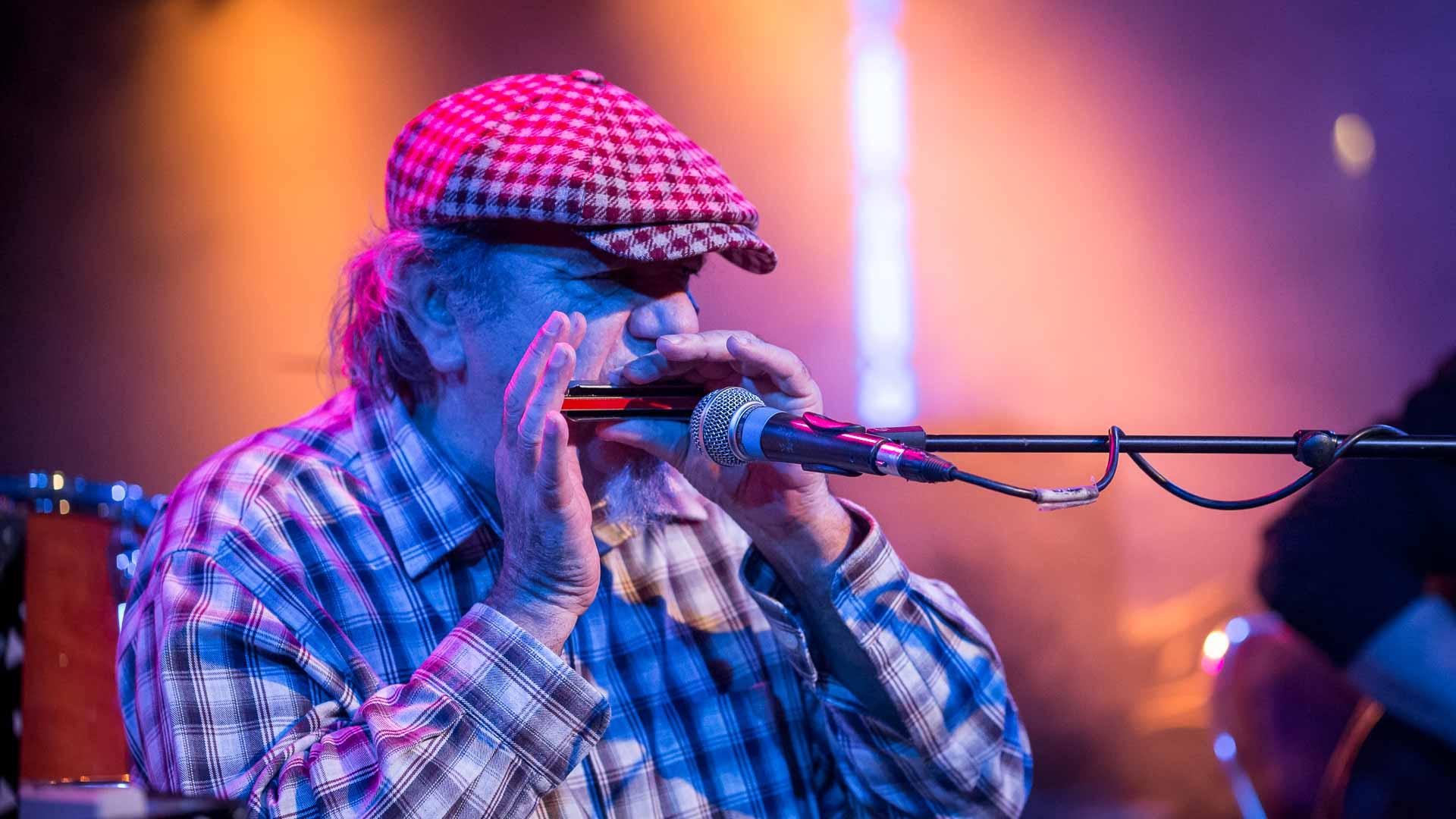 Harmonica Vibes le 16 mars 2019 - Benoit Blue Boy