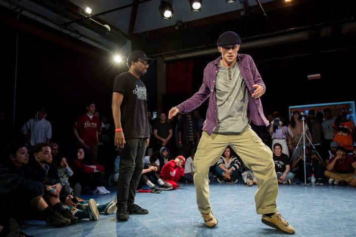 Battle 10 mars 2019 - Popping
