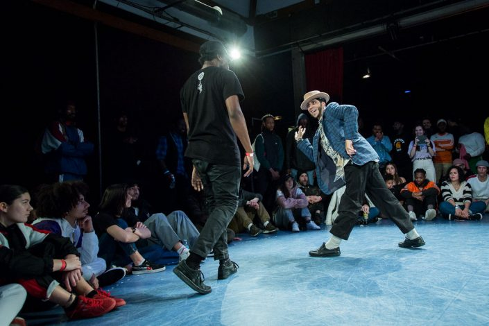 Battle 10 mars 2019 -Popping