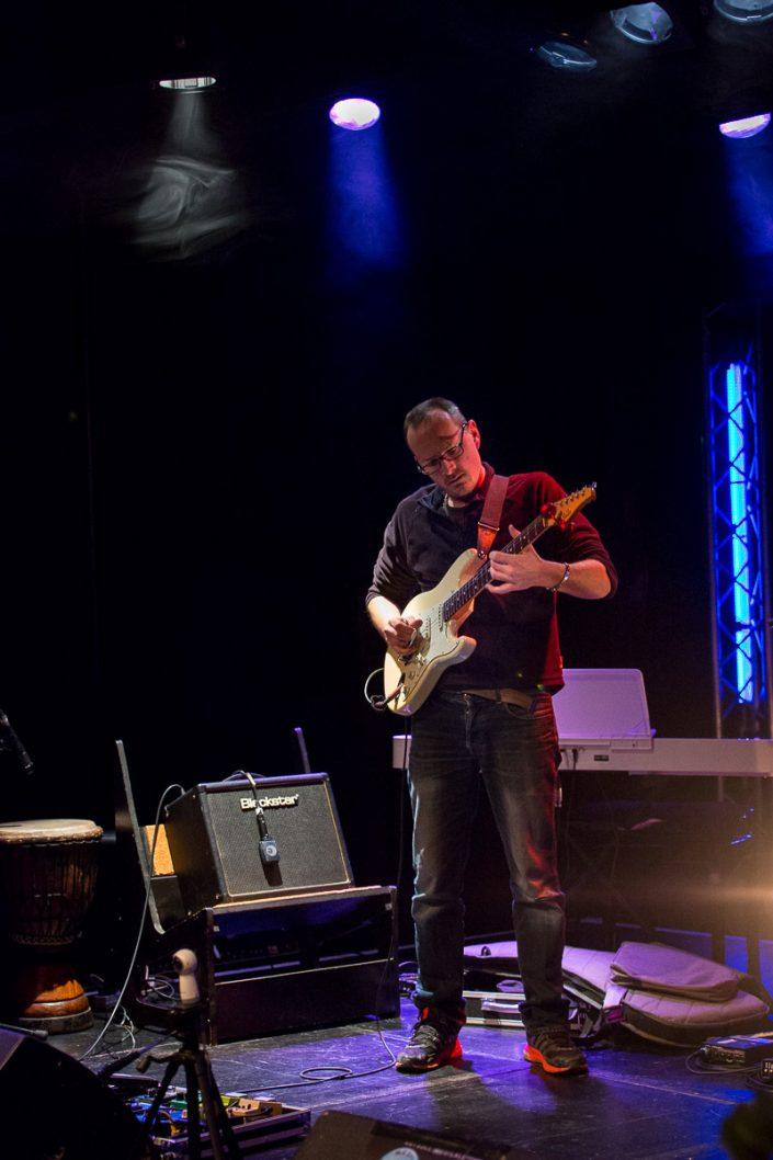 Adrien Husson Trio - MJC Savigny s/o - 18/01/19